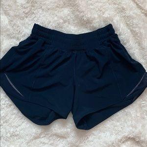 Lulu lemon long shorts